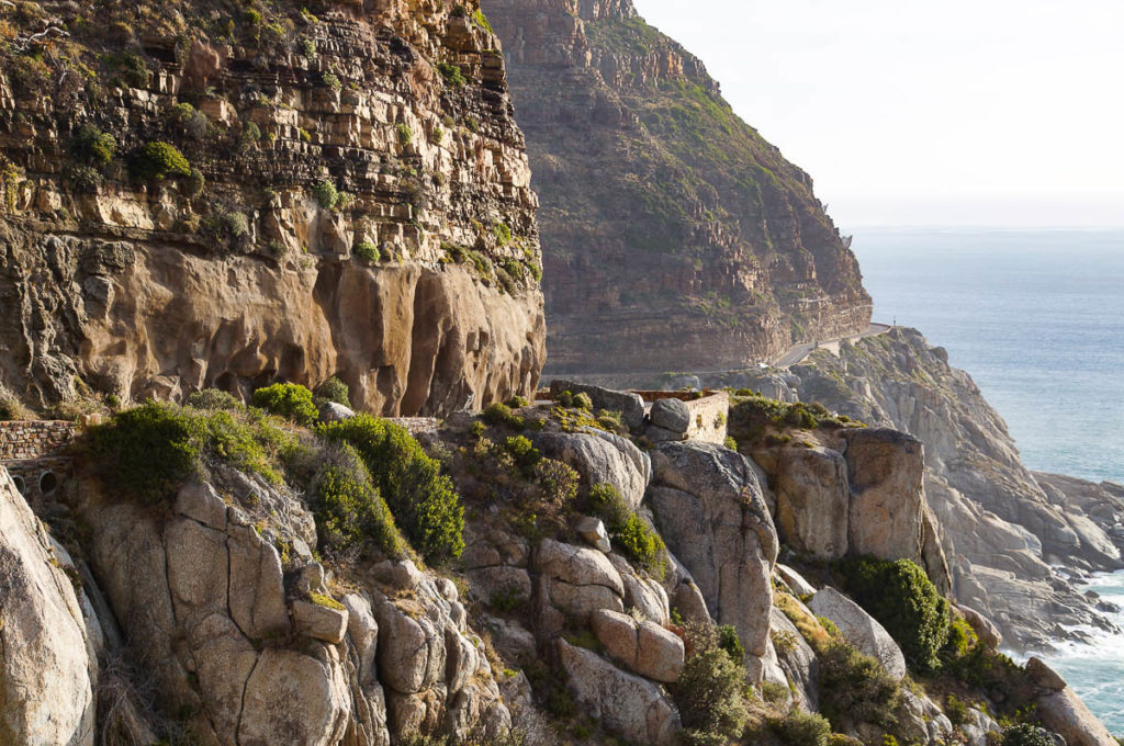 coast road in capetown