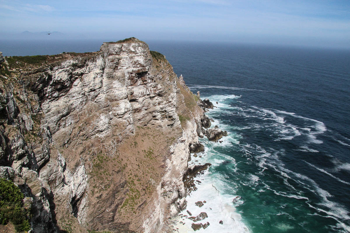 view most southern point African continent
